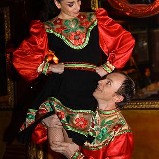 Cabaret russe