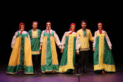animation russe danse traditionnelle