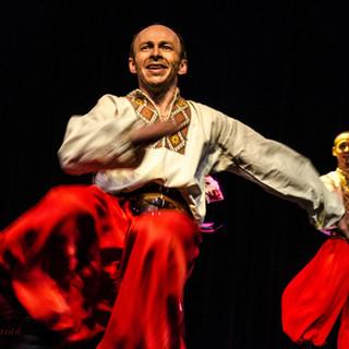 Compagnie de danses slaves traditionnelles