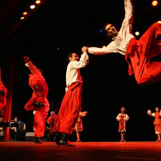 Danseur danses du monde Ukraine