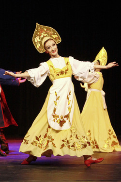 kalinka danseuse