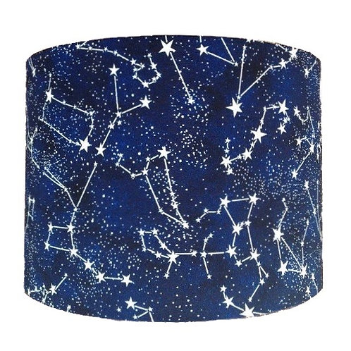 Constellation lampshade