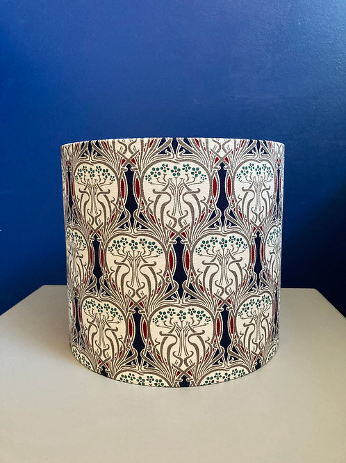 Art Deco shade (20cm S) for lamp