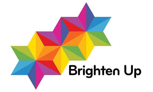 Brighten up logo
