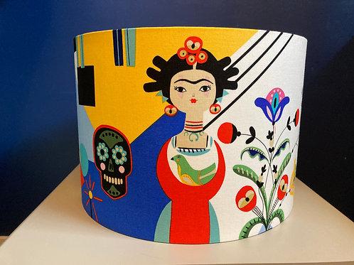 Frida pop art lampshade