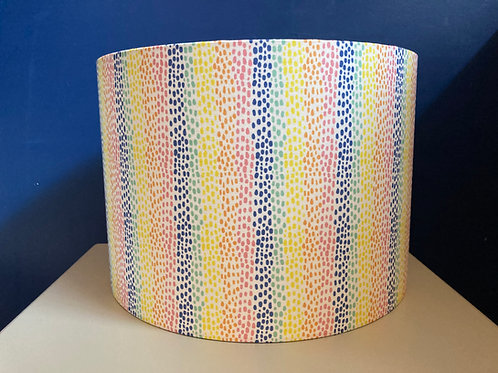 rainbow dots (35cm M/L) shade for ceilings OR lamp
