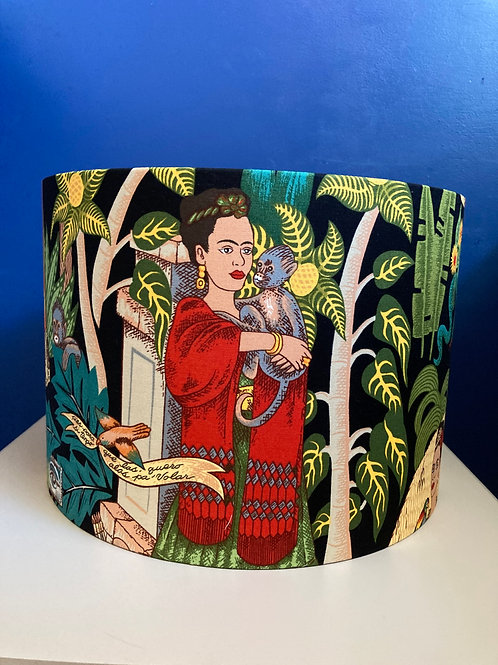 Frida Garden shade (30cm medium) shade for lamp bases