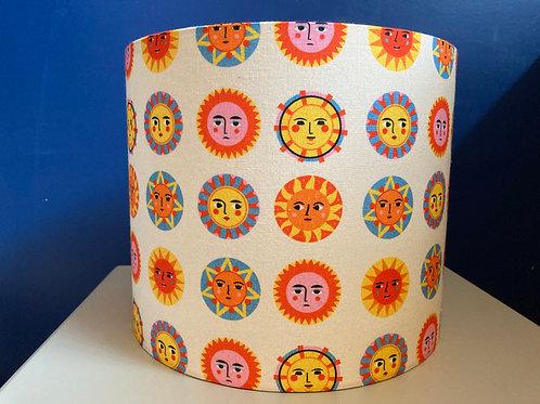 sunshine face shade (25cm S/M) for lamp