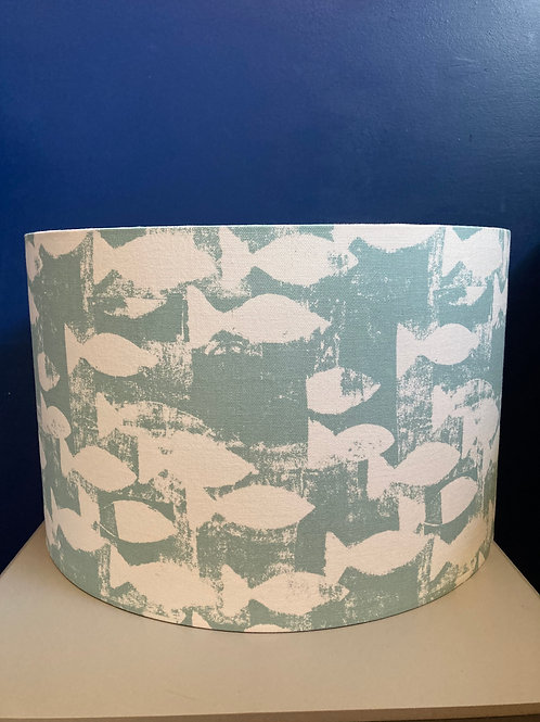 Nautical fish (40cm L) ceiling or lamp shade