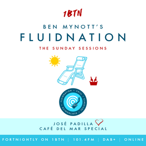 FLUIDNATION | THE SUNDAY SESSIONS | JOSE PADILLA SPECIAL | 1BTN