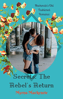 Book 1 in the Secrets Duo