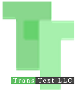 TransText Text Logo