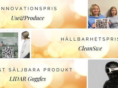 De prisades i årets ENA-vecka i Gällivare
