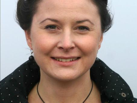 Jenny Eriksson, näringslivsutvecklare