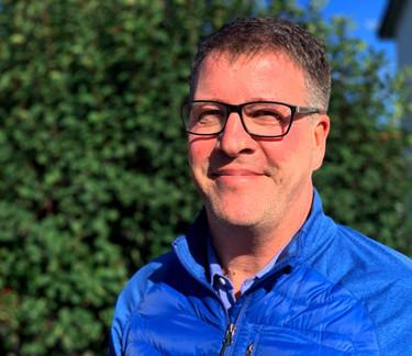 Roger Hansson, ny VD för Gällivare Näringsliv
