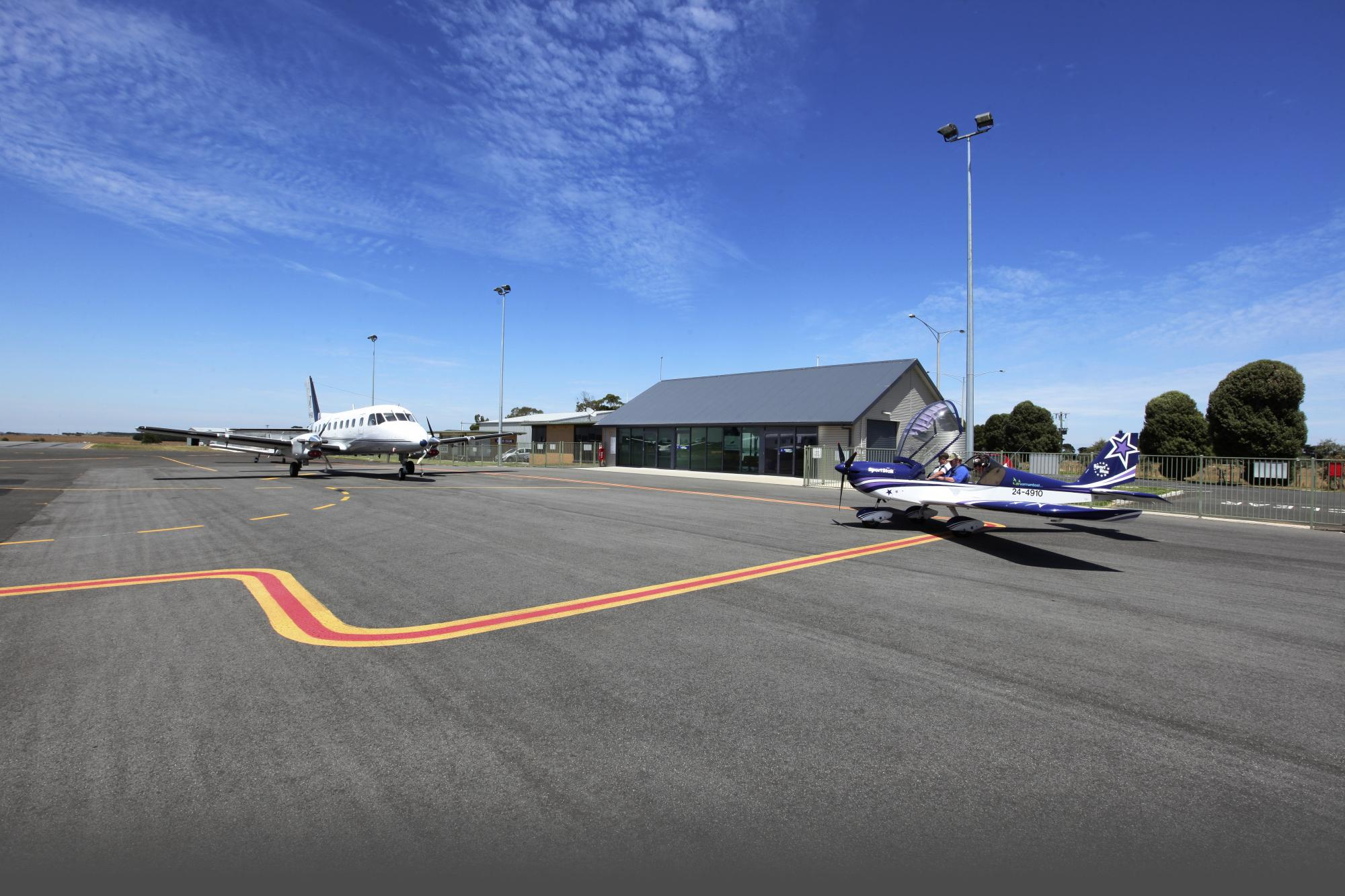 Warrnambool Regional Airport