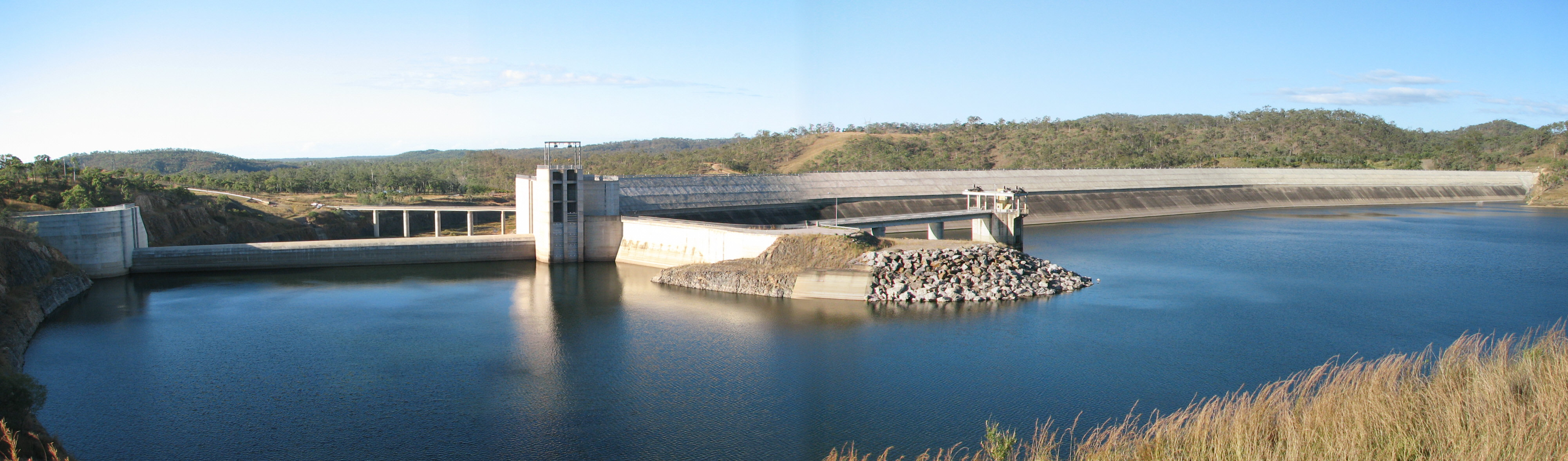 Awoonga Dam Spillway Upgrades
