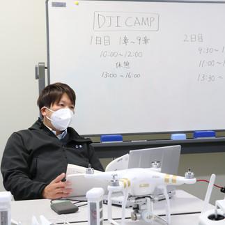 【1月】DJICAMP in 福山