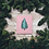 Thumbnail: Pink Christmas Tree Print