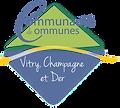 logo communauté de communes vitry champagne et der