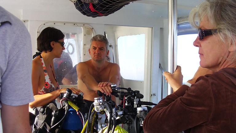 Plongée à l'Estaque (SNEM) du Samedi 14 octobre