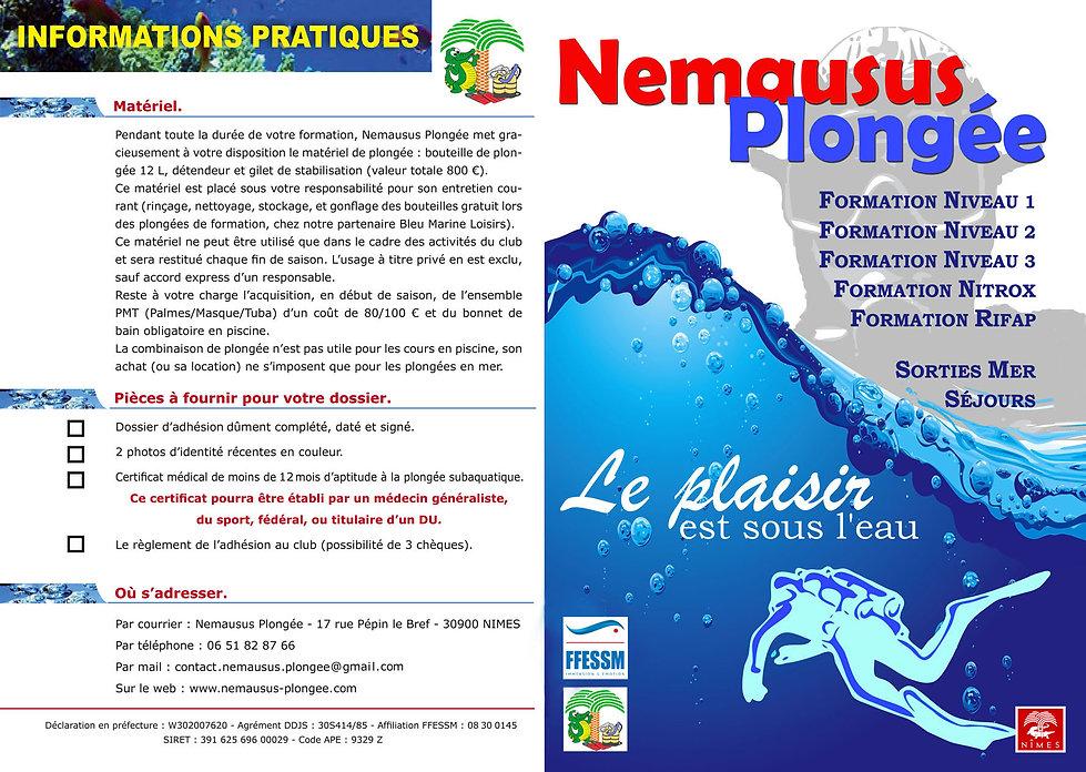 Plaquette Nemausus 2017-2018  B 150 dpi