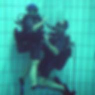 Nemausus plongée en fosse Nemausus