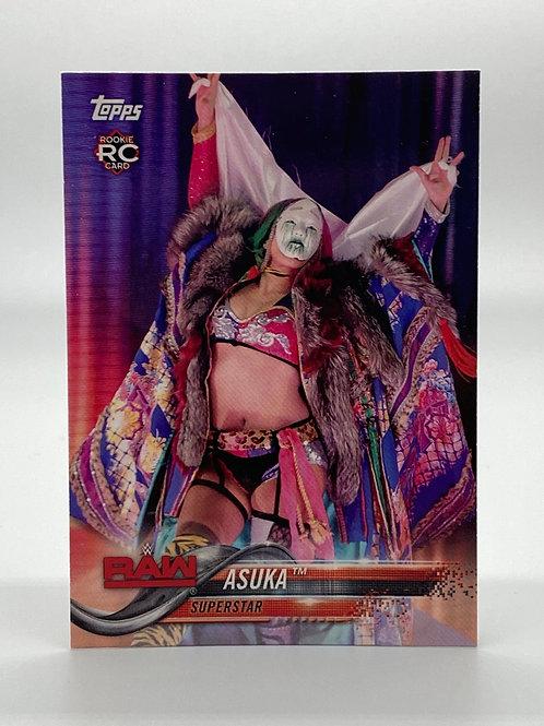 WWE Topps 2018 Asuka #10