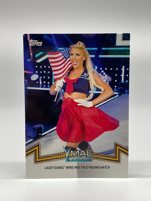 2018 Topps WWE NXT Lacey Evans #NXT-19