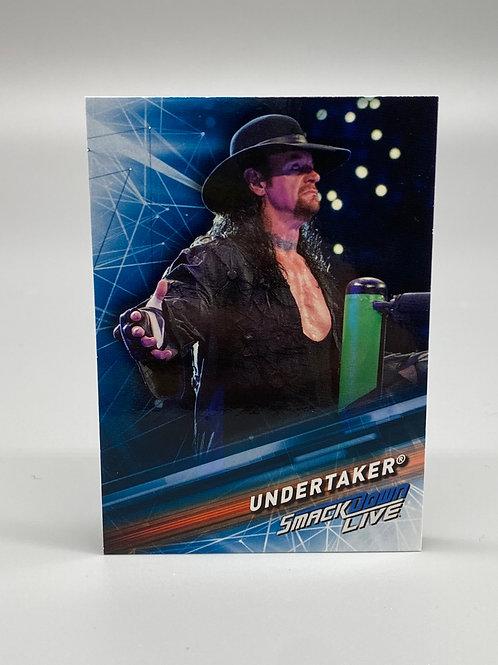 WWE Topps 2019 Smackdown Live Undertaker #60