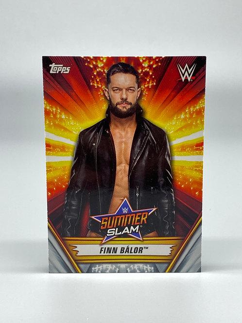 2019 Topps WWE Summerslam Finn Balor #10