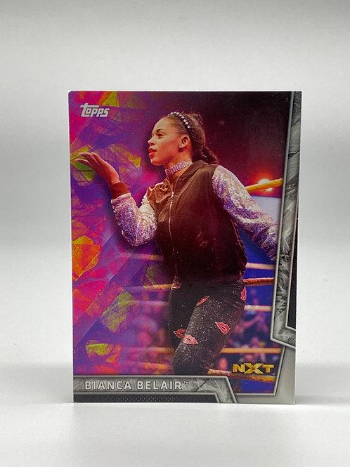 2018 Topps WWE Women's Division Bianca Belair #33