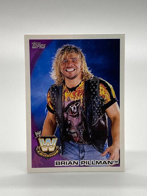WWE Topps 2010 Brian Pillman #97
