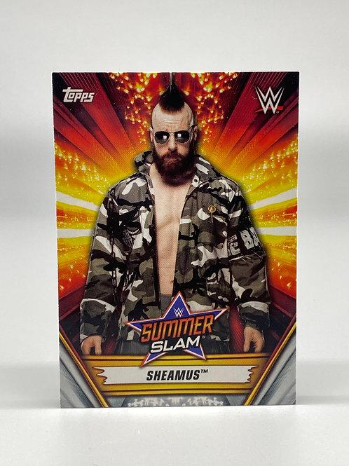 2019 Topps WWE Summerslam Sheamus #40