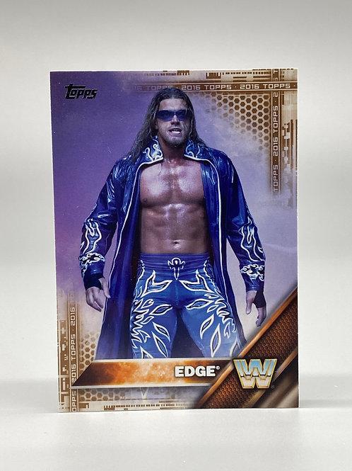 2016 Topps WWE Bronze Edge #62