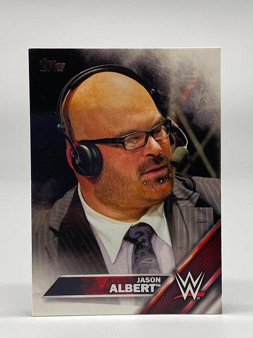 2016 Topps WWE Jason Albert #22