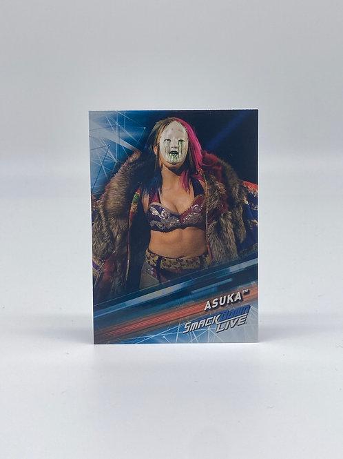 2019 Topps WWE Smackdown Live Asuka #6