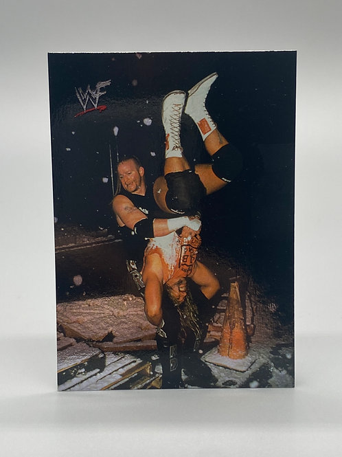 WWF Comic Images 2000 Road Dogg #6 NM Wrestling Trading Card