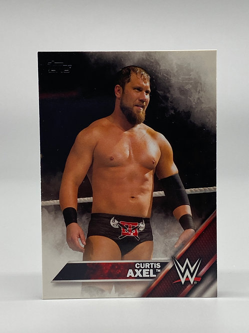 2016 Topps WWE Curtis Axel #16