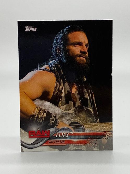 WWE Topps 2018 Elias #31