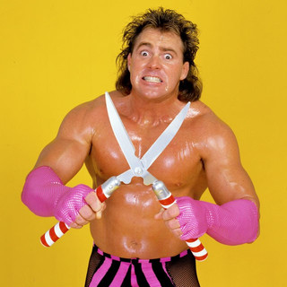 Brutus 'The Barber' Beefcake