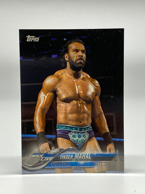 2018 Topps WWE Smackdown Live Jinder Mahal #42