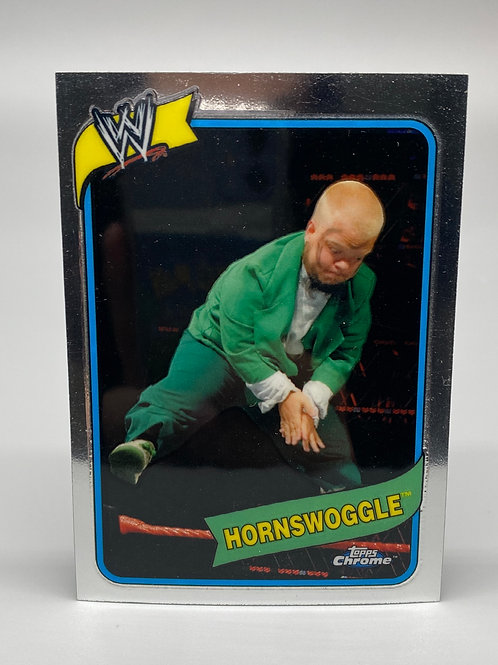 WWE Topps 2008 Chrome Heritage Hornswoggle #42