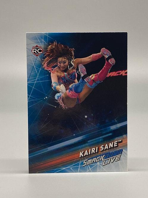 2019 Topps WWE Smackdown Live Kairi Sane #27