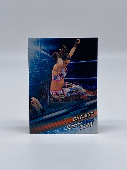 2019 Topps WWE Smackdown Live Bayley #7