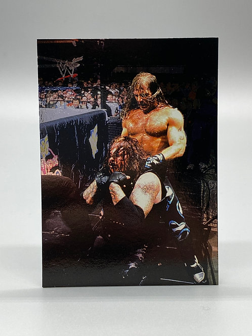 WWF Comic Images 2000 Shawn Michaels #43 NM Wrestling Trading Card