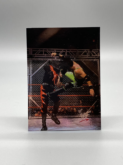 WWF Comic Images 2000 X-Pac #19 NM Wrestling Trading Card