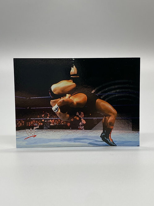 WWF Comic Images 2000 Tazz #30 NM Wrestling Trading Card