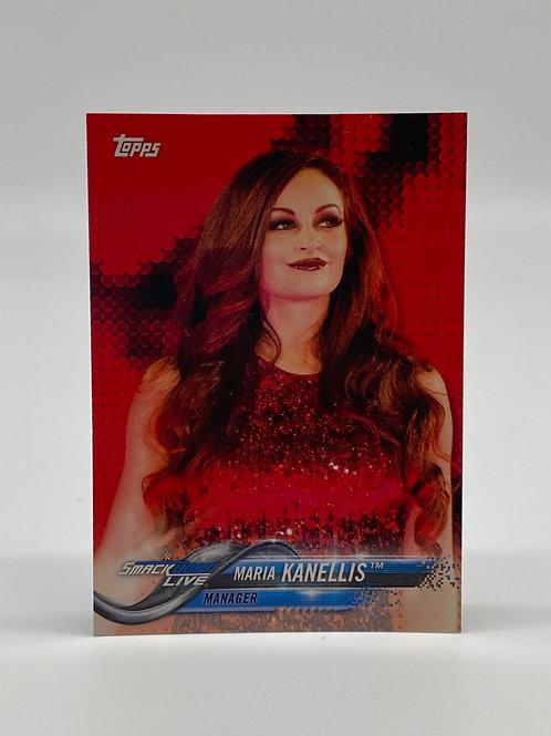 2018 Topps WWE Smackdown Live Maria Kanellis #53