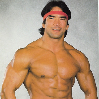 Ricky 'The Dragon' Steamboat